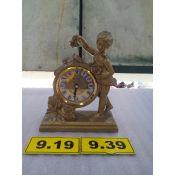 Reloj de porcelana